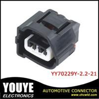 2 pin female gender car wiring connectors manufacturer