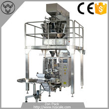 High Efficient Automatic Pouch Packing Machine For Granules