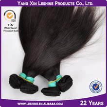 Track Hair Braid Unprocessed Malaysian Human Hair Extension