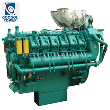 850kW 1000KVA Oil Field Diesel Engine 1260RPM