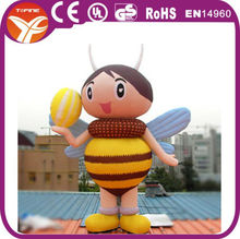 advertising inflatable cartoon
