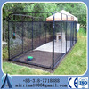 Factory Heavy duty galvanized welded outdoor large dog kennel wholesale