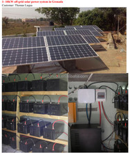 High quality 2KW solar energy,solar energy system price in china