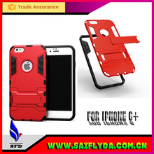 2015 New Design Universal Combo Slim Shockproof Armor Case for Iphone 6,6 plus