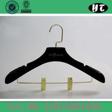 velvet multifunctional clothes hanger