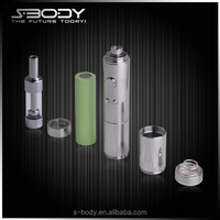 2014 S-body tech vaporizer smoking device vape mod DNA30 best big vapor pen style smoking vaporizer