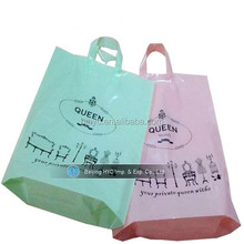 Flower plastic packaging bags