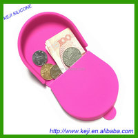 Silica gel women's zero wallet/jewelry receive bag/cosmetic bag at a low price wholesale