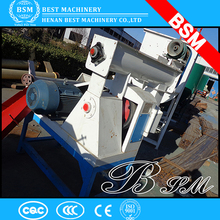 2016 best selling palm oil leave pellet making machine / horizontal ring die feed pellet mill