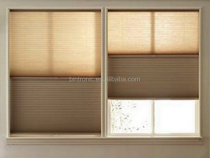 Bintronic Motorized Day And Night Cellular Shades Buy