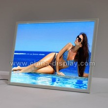 2015 New product open hot sexy girl photo light box led photo frame