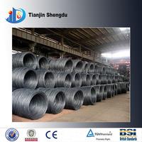SAE1008 7mm Steel Wire Rod HS Code