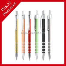 2015 promotion cheap ballpoint pen logo for promotional gift