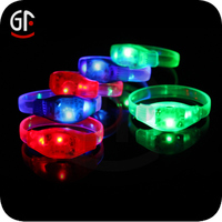 Best Selling Products In America China wholesale wedding favors Led Glowing Wristband