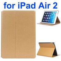 Little Grid Texture Flip Smart Cover for iPad Air 2 with Stand