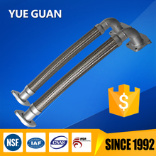 65-400/600 stainless steel flexible metal hose
