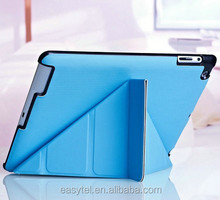 Latest Magnetic Leather Case for pad 4 3 2 Smart Cover for Pad4 Utrathin Fashion Style pad case