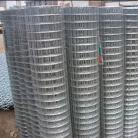 high quality 6x6 concrete reinforcing welded wire mesh roll