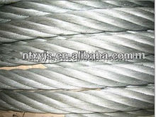 elevator used stainless steel wire rope