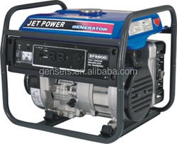 Electric starter for option 2.6kw 2600w gasoline generator powered by YAMAHA