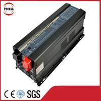 12V 24V 48V pure sine wave solar inverter and charger 1000w 2000w 3000w 4000w 5000w 6000w