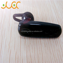 Fashionable smart phones accessories bluetooth headset with Certificate