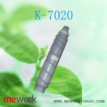 alibaba express in spanish hot selling toner cartridges K7020 for konica minolta toner refill powder