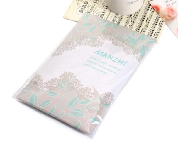 Promotion parfum enveloppe sac rempli avec parfumée vermiculite