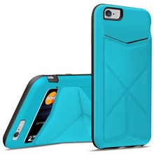 High quality Transformer leather cover case for iPhone6 with many colors