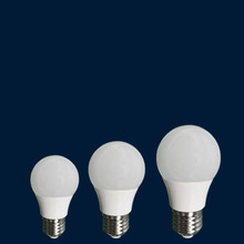 dimmable ce rohs high power cold/warm white 7w led bulb