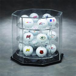 Custom golf ball box, golf ball packaging box, acrylic golf ball display case