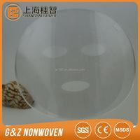 Chitosan Fiber Chitosan Facial mask Chitosan Spunlace Applied in Medical