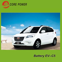 High Quality 5 Seater Electric Patrol Car for Governments Departments Security Use
