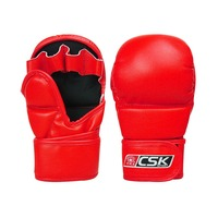 MMA combat boxing gloves