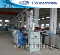 new products hdpe extrusion machine extruding production line