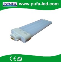 Isolated internal led driver 9W LED PL lamp gx10q