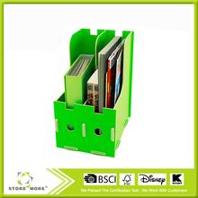Fashion Environmental Data Frame Wood Frame Office Documents File Holder Box!!!