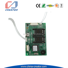 RS-232/USB Interface 13.56mhz RFID card reader/contactless reader module