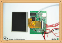 3.5inch digital ad player video display module