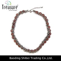 High quality cheap necklace and earring sets coral pearls necklace coral beads necklace jewelry set
