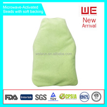 2015 Microwave Activated plush hot water bottle cover
