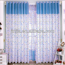 E117 Manufacturer of all kinds of curtains window treatments curtains for home decoration