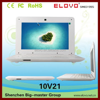 10.1 inch high quality cheap chinese laptops with android 4.4 OS