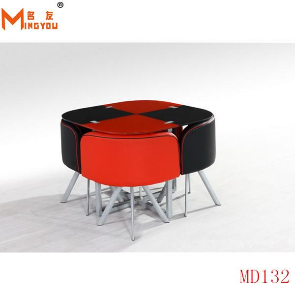 테이블과 의자 유치원 resaurant 금속 식탁 기지-테이블을 다이닝 ...