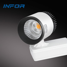 wholesale surface mounted led lamps 40W COB led track lights