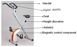 hot sale magnetic X bike hot sale home gym equipment