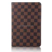 Folio Leather Smart Cover Case for Apple iPad mini 4