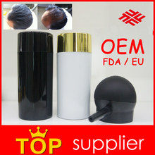 Perfect Hair Loss Solutions Fully Hair Fiber OEM private label