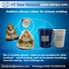Addition Cure RTV-2 Resin Products Mold Making Silicone Rubber