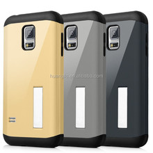 New Arrival For Samsung Galaxy S5 Mini Armor Case Dustproof back cover case Skin back cover for S5 Mini
